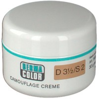 Dermacolor (Дермаколор) Camouflage Creme S 2 Sand 25 мл
