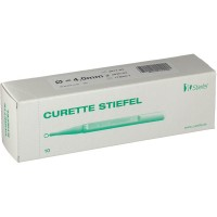 Curette (Куритт) Stiefel 4 mm 10 шт