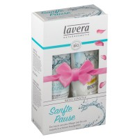 lavera (лавера) basis 2in1 Duschgel 200 ml + straffende Bodylotion 200 ml 1 шт
