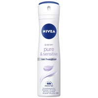 NIVEA (НИВЕЯ) Sensitive & Pure Spray 150 мл