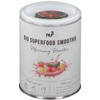 nu3 (ну3) Bio Superfood Smoothie Morning Booster 100 г